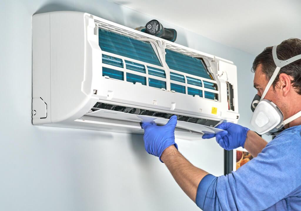 Sanificare i climatizzatori durante il covid